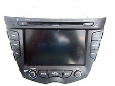 12 13 14 HYUNDAI VELOSTER AM FM RADIO BLUETOOTH MEDIA PLAYER INFO DISPLAY SCREEN