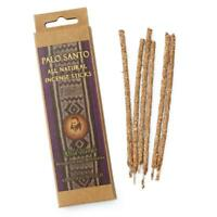 Incense Sticks Palo Santo Wild Herbs - Power & Purification - 6 Incense Sticks
