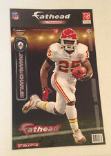"""Jamaal Charles FATHEAD Teammate 17"""" Player Graphic +Name Sign CHIEFS Teammates"""