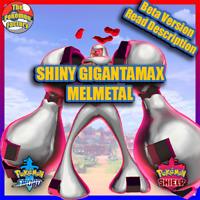 Pokemon ⚔️ Sword and Shield 🛡️ HOME | Shiny Gigantamax Melmetal ✨GMAX BR
