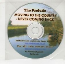 (GW598) The Prelude, Moving To The Country - DJ CD