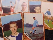 A&BC Gum Footballers Make-a-Photo 1963 Numbers 1-100 - Pick Your Card