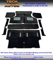 Carpet Set Handmade to Order Hessian Back Mini Classic Clubman Saloon
