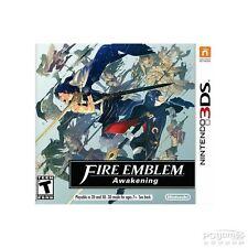 US 3DS Version Fire Emblem Awakening Nintendo 3DS Full Game  Download Card/Code