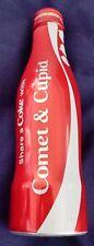 Share a Coke - Comet & Cupid - 2015 - 8.5oz Aluminum Bottle - USA - FULL