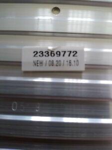 TOSHIBA 49U7763DB BACKLIGHT ARRAY LED BAR.23369772.