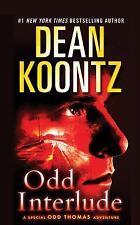 Odd Thomas: Odd Interlude by Dean Koontz (2016, MP3 CD, Unabridged)
