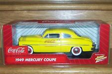 MIB 2005 JOHNNY LIGHTNING DIECAST 1:18 COCA-COLA 1949 MERCURY COUPE CAR - 8+