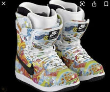 Nike Snowboarding Zoom Force 1 DKYS QS Snowboard Boots Kass 9.5 ZF1 Quickstrike