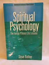 spiritual psychology by Steven Rother