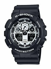 Reloj Casio Gshock Ga100bw-1a