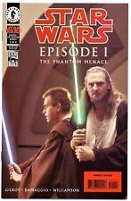 STAR WARS EPISODE I: PHANTOM MENACE #1(5/99)1:CAMEO DARTH MAUL(PHOTO)CGC IT(9.8)