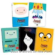 Adventure Time: Animated TV Series Complete Seasons 1 2 3 4 5 Box/DVD Set(s) NEW