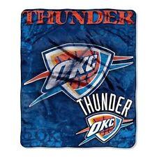 Oklahoma City Thunder Plush Throw Blanket