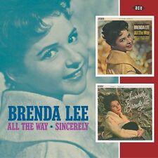 Brenda Lee - All The Way/Sincerely (CDCHD 1060)