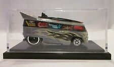 HOT WHEELS LIBERTY PROMOTIONS SURFIN SERIES FIRE WOODIE #3 DRAG VW BUS REBEL RUN