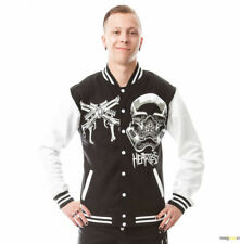 Heartless Skull tropper varsity jacket star wars goth Medium
