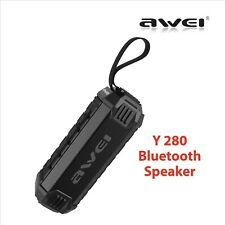 Cassa Speaker Bluetooth Portatile Awei Y280 Waterproof ShockProof Powerbank hsb