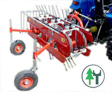 T18 Bandheuwender Schwader für Traktoren Bandschwader