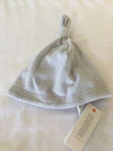 NWT Gymboree Newborn Essential Hat Terry Gray Boy or Girl many sizes