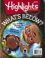 Highlights         May 2021   What's Below