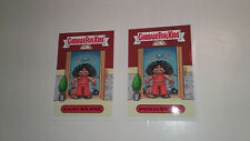 Topps Garbage Pail Kids GPK 2017 Best of Fest Exclusive 8a 8b Set SOLANGE KNOWLS