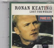 Ronan Kaeting-Lost For Words 3 Inch cd maxi single