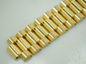 ROLEX 18038 PRESIDENTIAL DAY DATE GOLD LINK FOR 20MM BRACELET