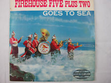 Firehouse Five Plus Two Goes to Sea Good Time Jazz Record LP Vinyl SGA 5003