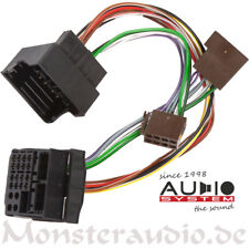 AUDIO SYSTEM HLAC-MOST High-Low-Adapter mit ISO Abgriff Most-ISO-Adapter