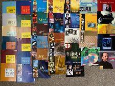 Joblot Of 40 Chandos Classical Sampler/Promo CDs