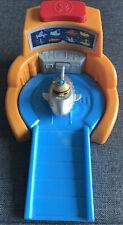 Mattel Octonauts Gup Speeders Launcher & Silver Kwazzi Gup B Speeder