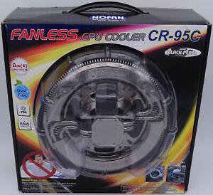 FANLESS CPU COOLER NOFAN CR-95C
