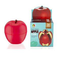 New FanXin Fruit Cube Apple Magic Cube Speed Puzzle Cube Toys Gift