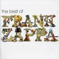 "FRANK ZAPPA ""THE BEST OF"" CD NEU 15 TITEL"