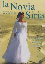 DVD - La Novia Siria NEW The Syrian Bride Eran Riklis FAST SHIPPING !