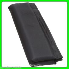 Black Single Seat Belt Shoulder Pad [SS3331] Easy Wipe Clean