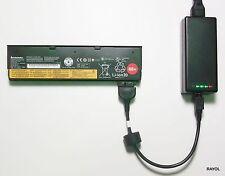 Computadora Portátil Externo Cargador De Batería para Lenovo ThinkPad T440 T440s S440 X240 0C52862