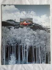 Isuzu Pick Up range brochure 1994 USA market