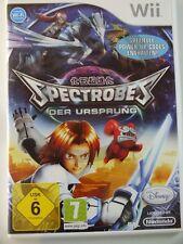 !!! NINTENDO Wii SPIEL Spectrobes Der Ursprung, gebraucht aber GUT !!!