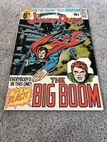 Superman's Pal Jimmy Olsen 138 Partial Photo Cover!!  Kirby Bronze Age Classic!!