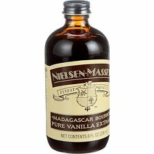 New sealed: Nielsen-Massey Pure Vanilla Extract - Madagascar Bourbon - 8 oz