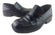 Mens Work office Shoes Size 8 Cable & Co Shoes Black Euro 41 SturdyItaly Slip on