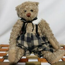 "Vintage Ganz Cottage Collectibles Dexter Bear by Lorraine 15"" 1997"