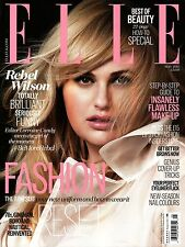 ELLE UK May 2015 REBEL WILSON Jasmine Tooks VERONIKA VILIM Elle Style Awards NEW