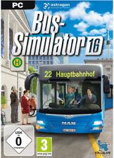 Bus Simulator 2016 Steam Spiel BS 16 PC CD Key Download Code DE/EU