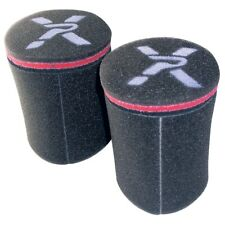 PiperCross Air filter Pair Universal ram pipe filter sock 70mm x 100mm x 200mm
