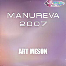 CD SINGLE Art MESON - Alain CHAMFORT	Manureva 2-TRACK CARD SLEEVE NEUF