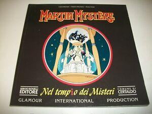 BBRUNORIBRUNOROLINARI:MARTIN MYSTERE NEL TEMPIO DEI MISTERI.GLAMOURBONELLI'93