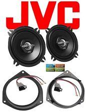 JVC LAUTSPRECHER für Opel ASTRA G H CORSA C D Hinten 2-Wege  250 Watt 130mm